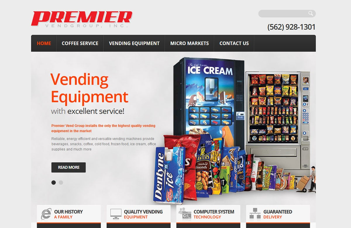 Premier Vend Group