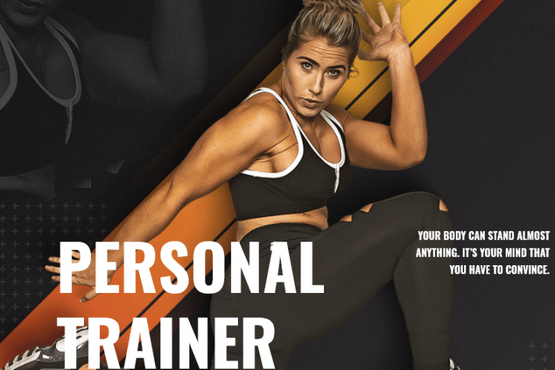 Local personal trainers website for sale